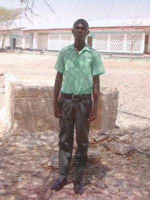 Name: Renson Eyanae School: Lodwar High School form one needs sponsorship